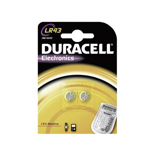 Duracell LR43 1.5V