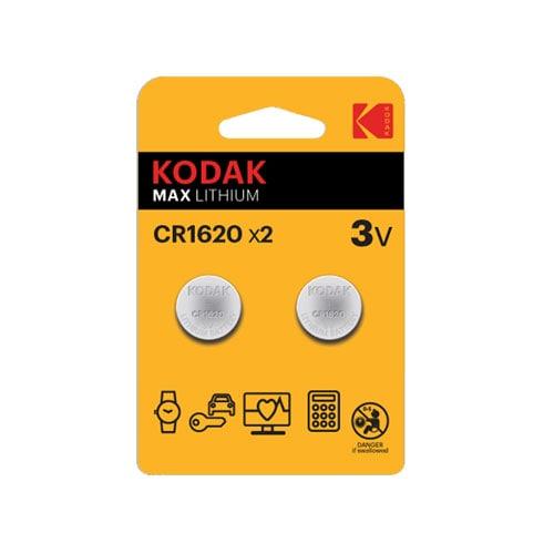 Kodak CR1620 3V 2/1