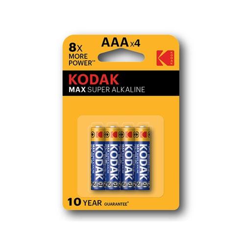 Kodak Max AAA 1.5V