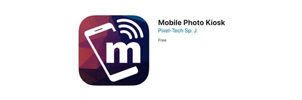 Mobile Photo Kiosk App