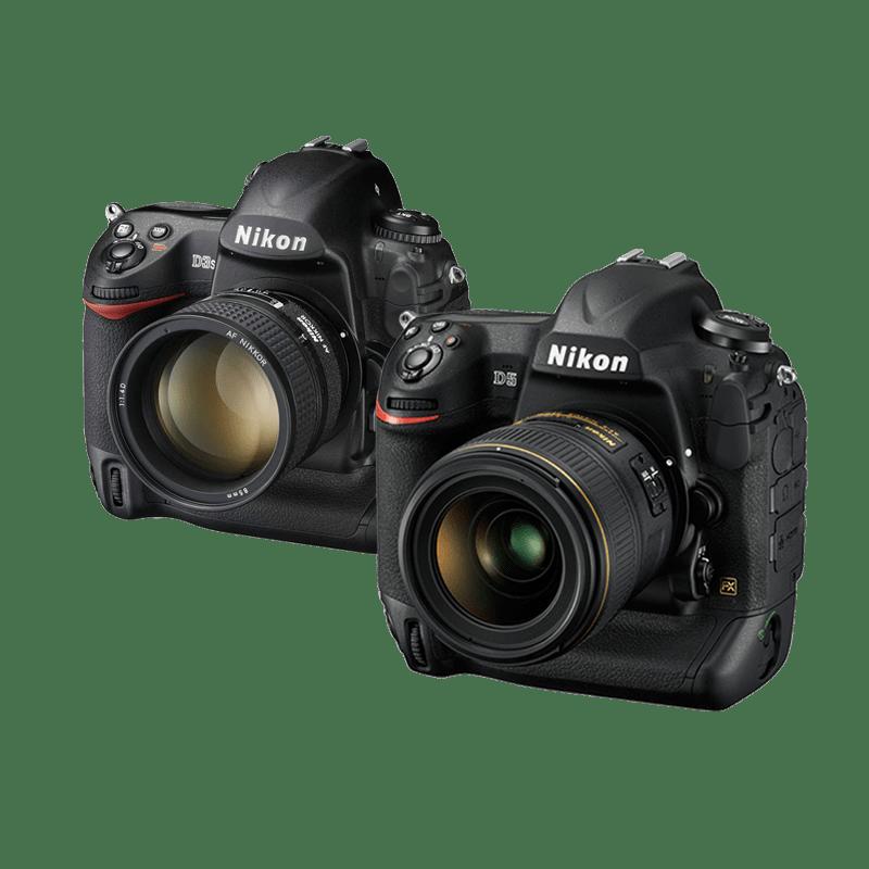 Foto aparati Nikon D3 i D5